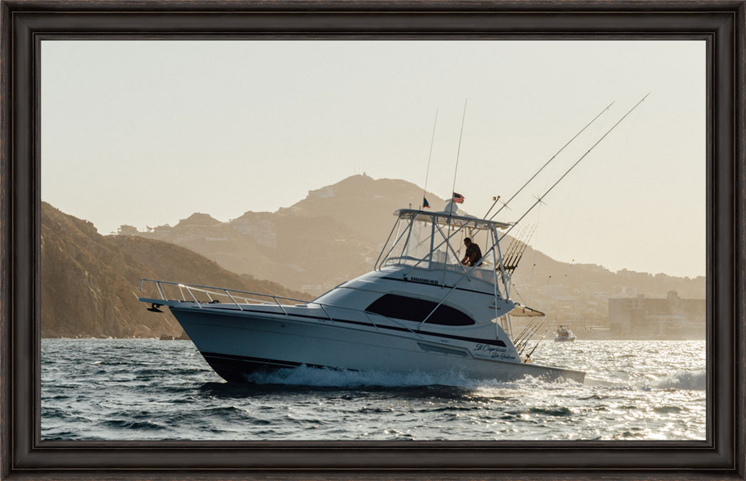 Fishing in Cabo San Lucas